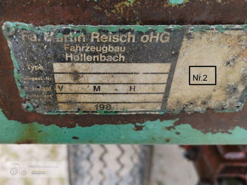 Kipper des Typs Reisch D 80, Gebrauchtmaschine in Wellheim (Bild 13)