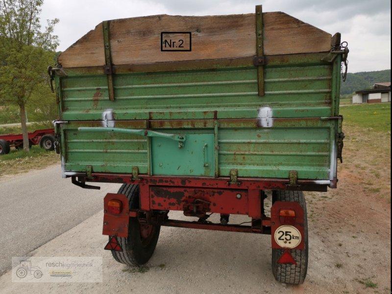 Kipper des Typs Reisch D 80, Gebrauchtmaschine in Wellheim (Bild 15)