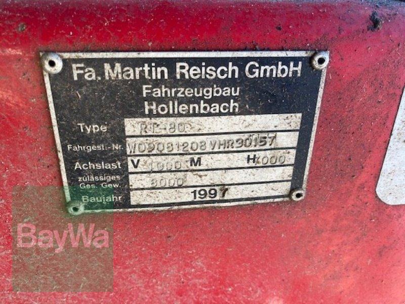 Kipper typu Reisch RT 80, Gebrauchtmaschine v Fürth (Obrázok 4)
