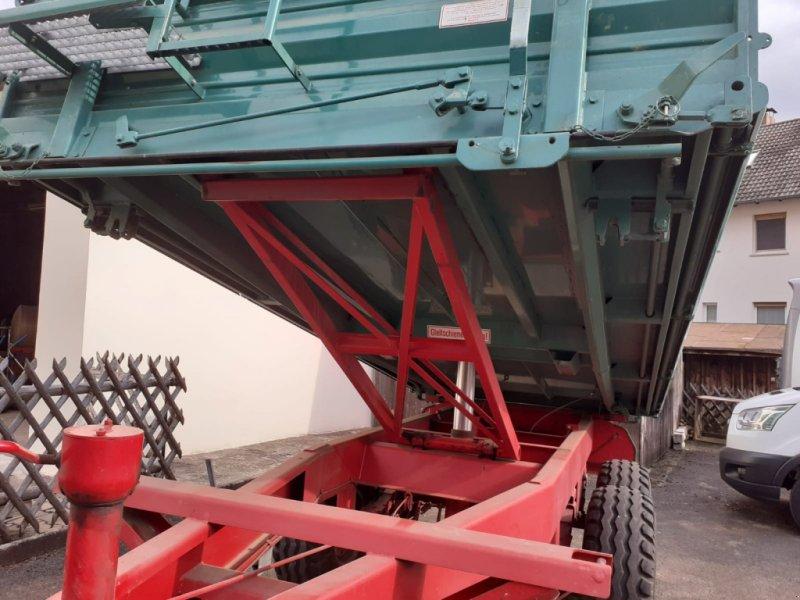 Kipper des Typs Reisch RT 80, Gebrauchtmaschine in Schnaittach (Bild 1)