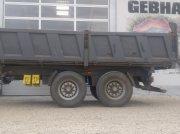 Renders 18 Tonnen Tandemkipper LKW Anhänger Dreiseiten Kipper