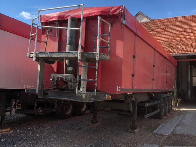 Kipper типа Schmitz Cargobull Kipper, Gebrauchtmaschine в Bruckberg (Фотография 1)