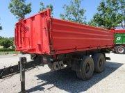 Kipper des Typs Schwarzmüller 18 t Tandem Öl 3 Seiten, Bordwände abklappbar, Federunterstützung, Gebrauchtmaschine in Rain