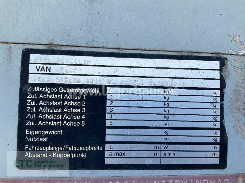 Kipper des Typs Schwarzmüller 7000X2410, Gebrauchtmaschine in Zwettl (Bild 3)