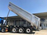 Schwarzmüller Alu Rundmulde 28m³/5400kg/EZ2018/wir liefern Basculantă