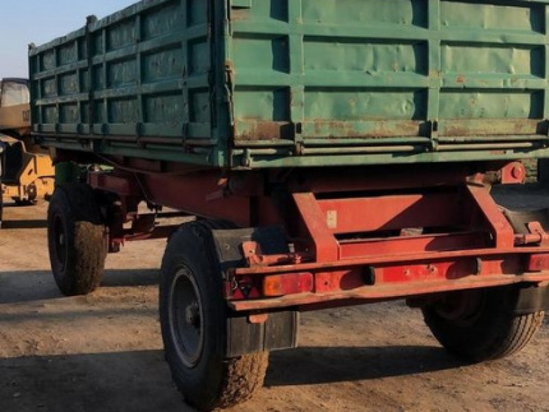Kipper des Typs Sonstige 2 Achs 3 Seiten Kipper, Gebrauchtmaschine in Eferding (Bild 1)