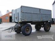 Kipper типа Sonstige Anhänger 16 t, Gebrauchtmaschine в Völkersen