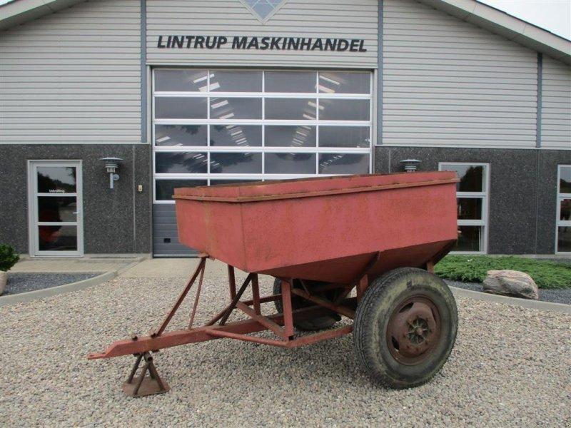 Kipper des Typs Sonstige Herborg Korn vogn, Gebrauchtmaschine in Lintrup (Bild 1)
