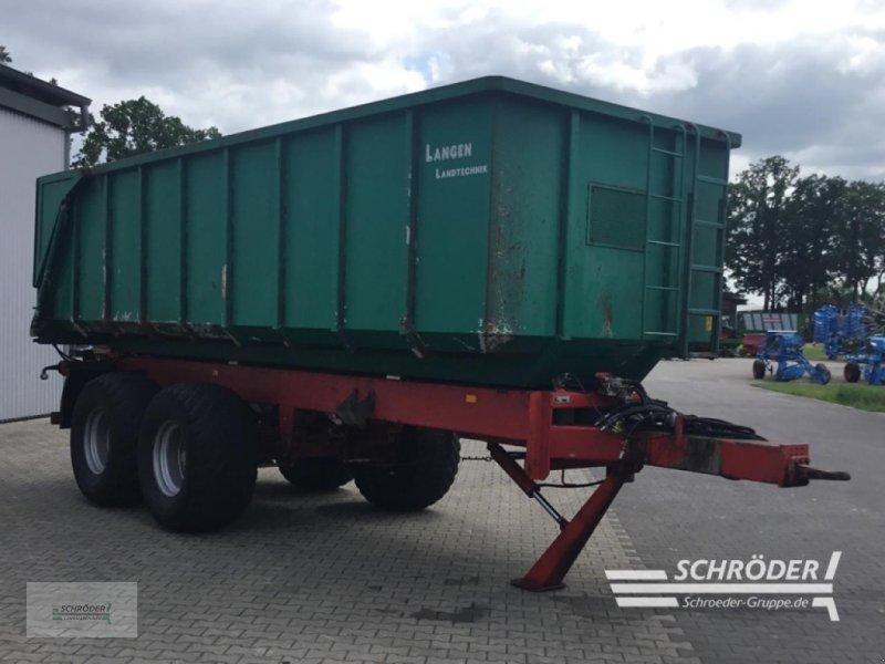 Kipper des Typs Sonstige LANGEN - TMK 20, Gebrauchtmaschine in Lastrup (Bild 1)