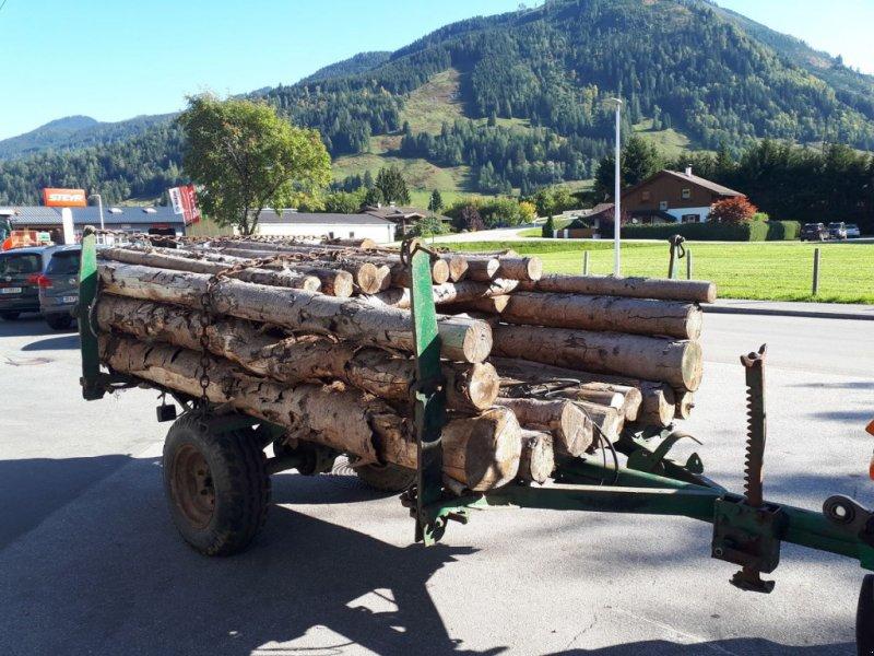 Kipper des Typs Sonstige Oldtimer Holzanhänger, Gebrauchtmaschine in Bruck (Bild 4)