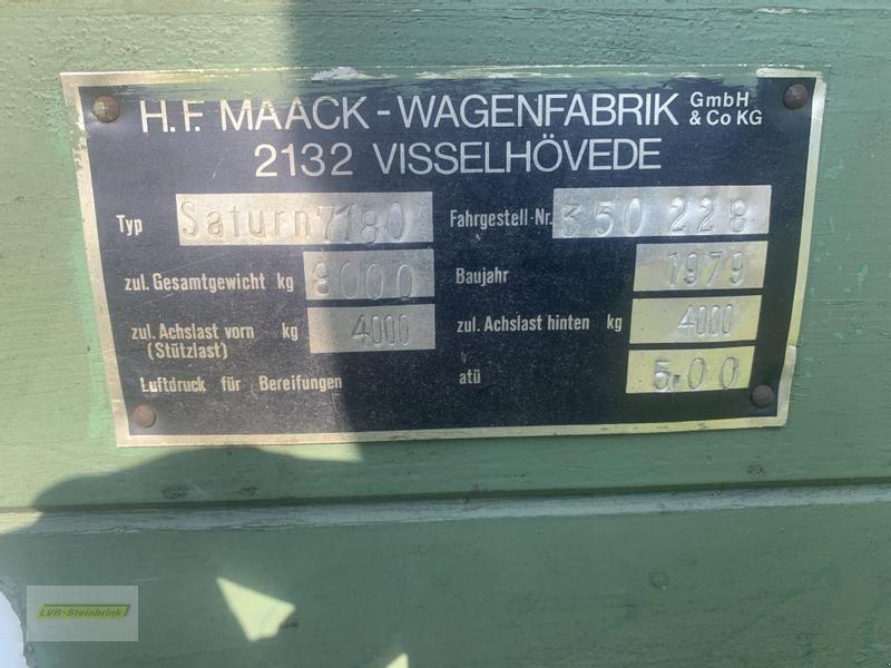 Kipper des Typs Sonstige Saturn 7180, Gebrauchtmaschine in Barsinghausen OT Groß Munzel (Bild 5)