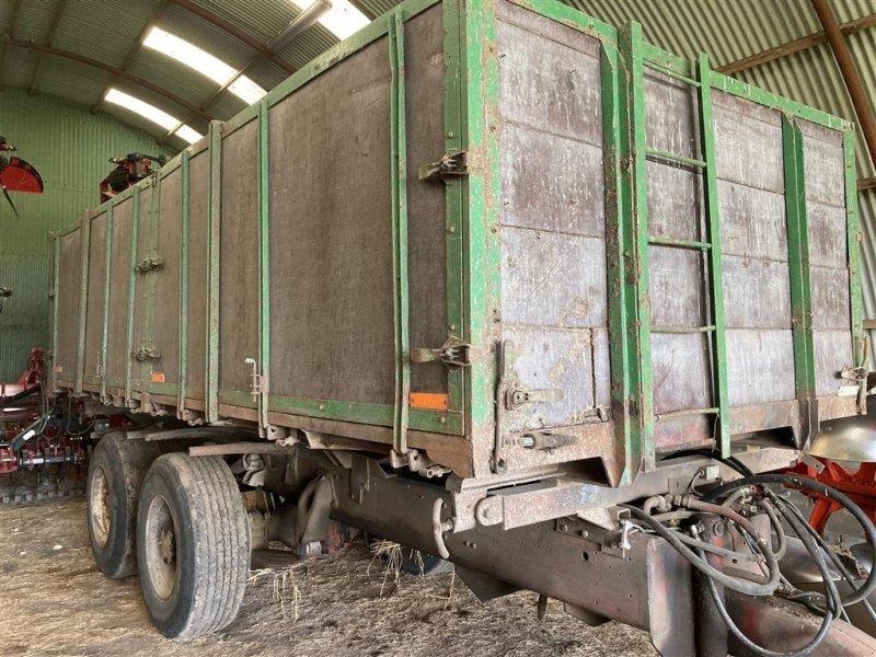 Kipper типа Sonstige vogntræk boggi og 4 hjulet, Gebrauchtmaschine в Store Heddinge (Фотография 1)