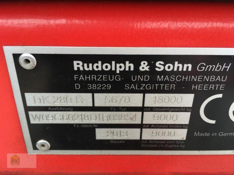 Kipper des Typs Sonstige Welger DK 280R *Neuwertig*, Gebrauchtmaschine in Salsitz (Bild 14)