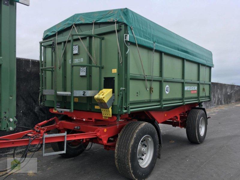 Kipper des Typs Sonstige Welger DK 280R *Neuwertig*, Gebrauchtmaschine in Salsitz (Bild 3)