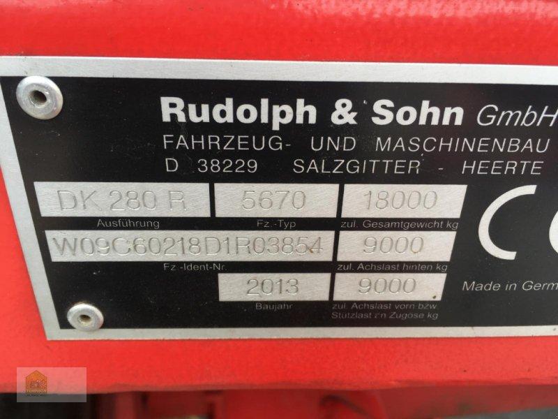 Kipper des Typs Sonstige Welger DK 280R *Neuwertig*, Gebrauchtmaschine in Salsitz (Bild 12)