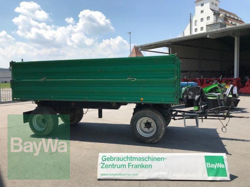 Kipper des Typs Sonstige Zweiachs-Dreiseitenkipper 8 Tonnen, Gebrauchtmaschine in Bamberg (Bild 1)