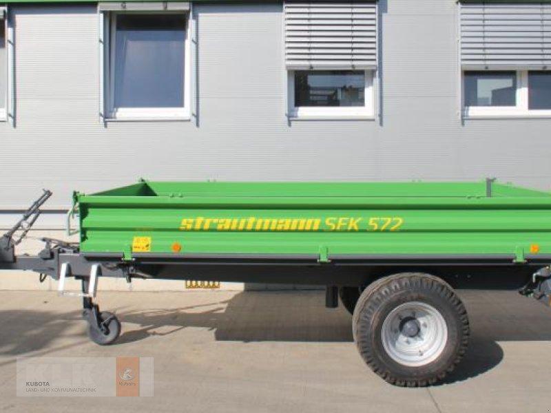 Kipper des Typs Strautmann SEK 572, Neumaschine in Biessenhofen (Bild 1)