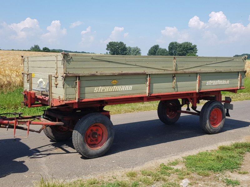 Kipper des Typs Strautmann SK 45, Gebrauchtmaschine in Kolitzheim (Bild 1)