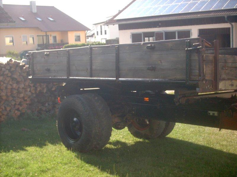 Kipper типа Strobl Kipper, Gebrauchtmaschine в Schwandorf (Фотография 1)