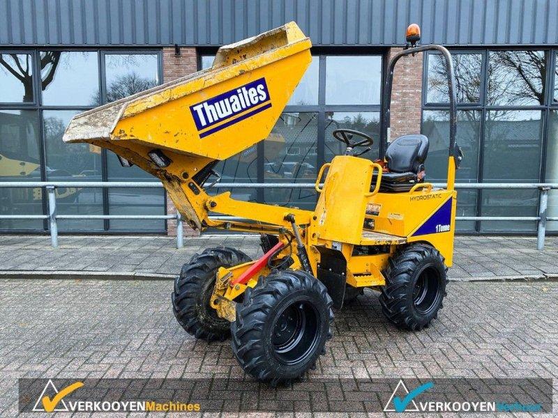 Kipper типа Thwaites 1 tonne hi-tip Hydrostatic Dumper, Gebrauchtmaschine в Vessem (Фотография 1)