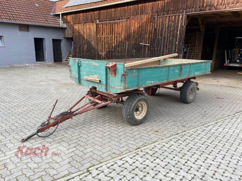 Kipper типа Unsinn AKR 3-4000, Gebrauchtmaschine в Neumarkt / Pölling (Фотография 1)