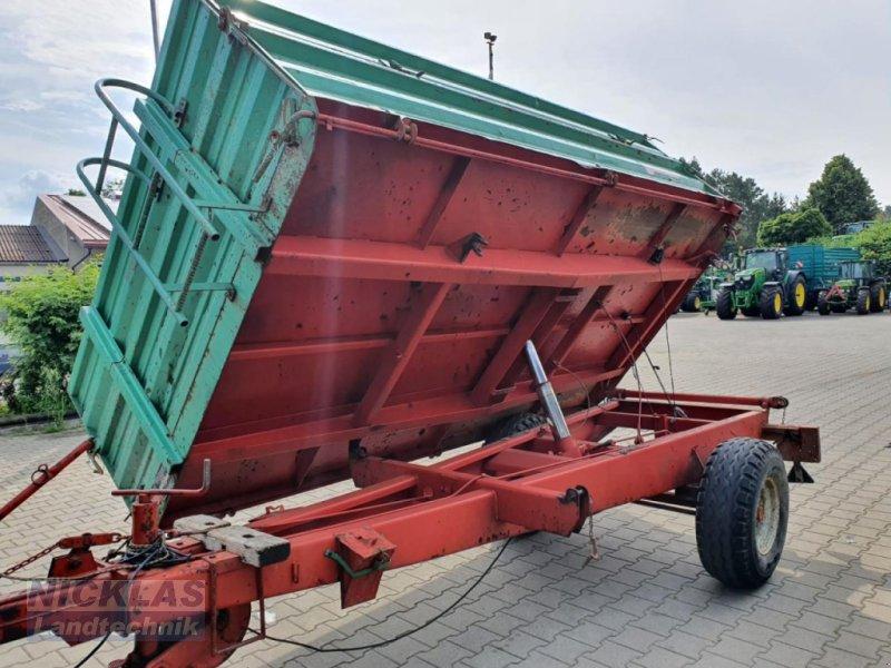 Kipper des Typs Unsinn Kipper 5,6t, Gebrauchtmaschine in Schirradorf (Bild 1)