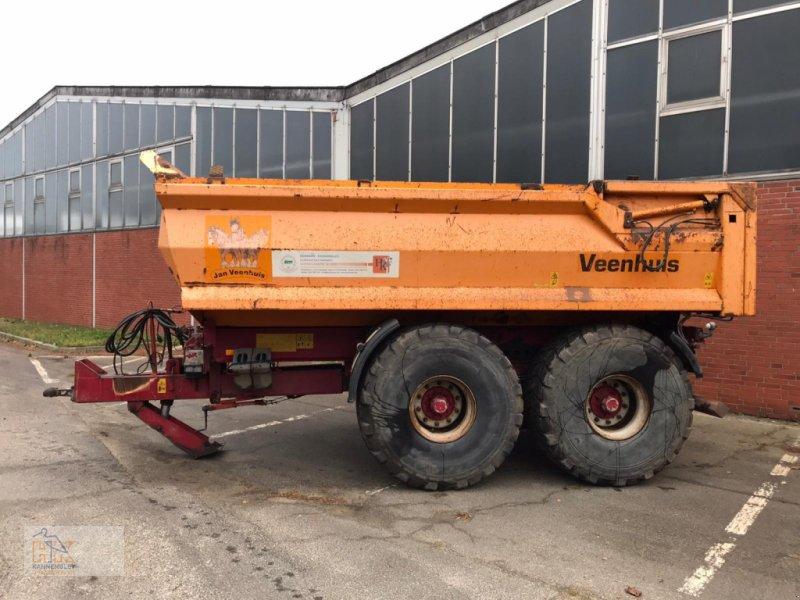 Kipper des Typs Veenhuis JVZK 21000, Gebrauchtmaschine in Winsen-Luhe (Bild 1)