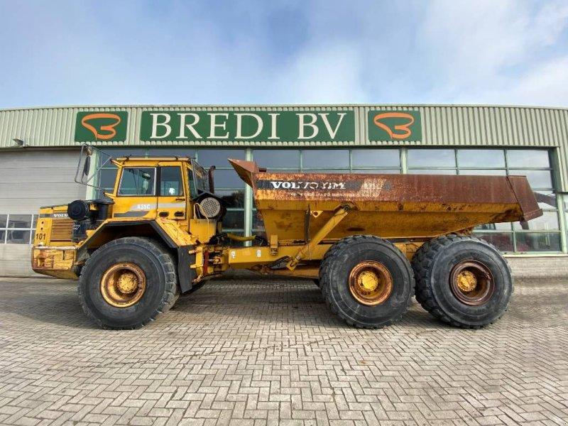 Kipper типа Volvo A 35, Gebrauchtmaschine в Roosendaal (Фотография 1)