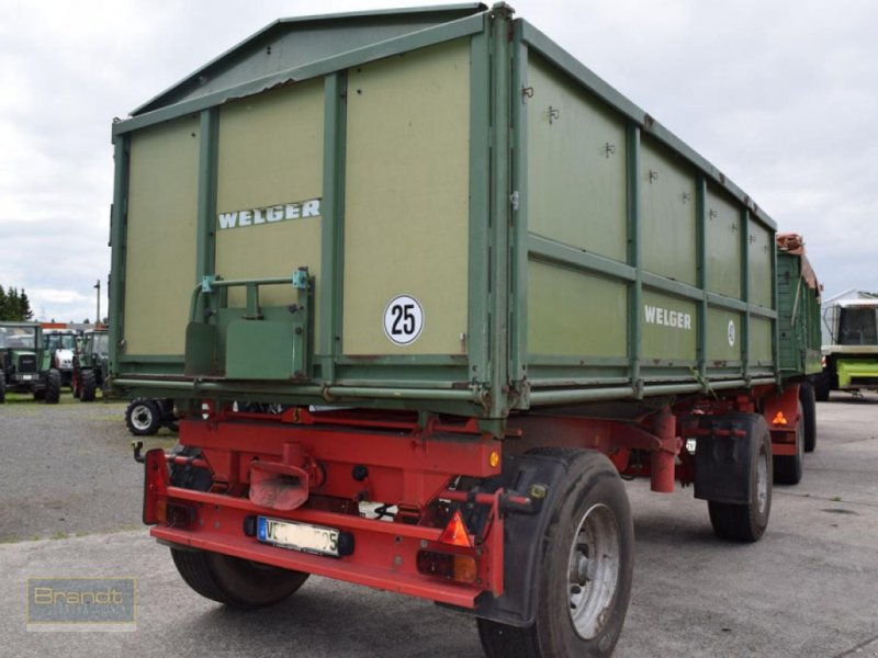 Kipper typu Welger DK 280 B *18t*, Gebrauchtmaschine v Bremen (Obrázok 2)