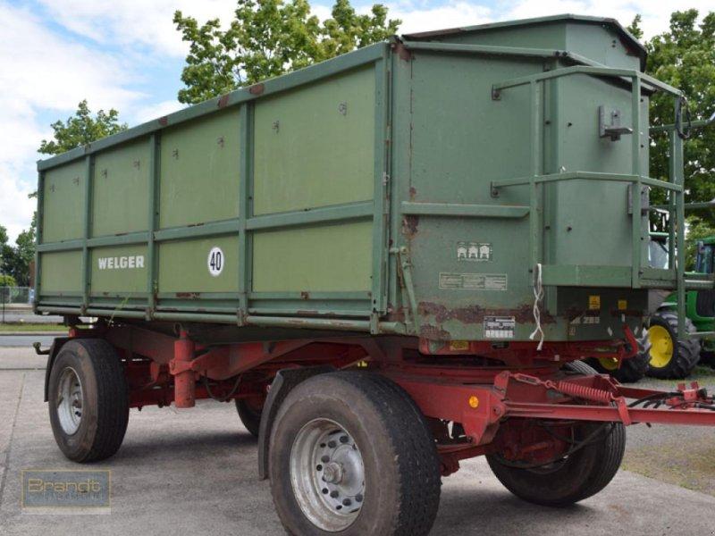 Kipper typu Welger DK 280 B *18t*, Gebrauchtmaschine v Bremen (Obrázok 1)