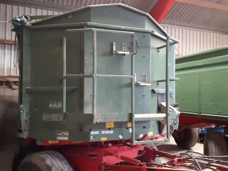 Kipper des Typs Welger DK 280 W, Gebrauchtmaschine in Liebenau (Bild 1)