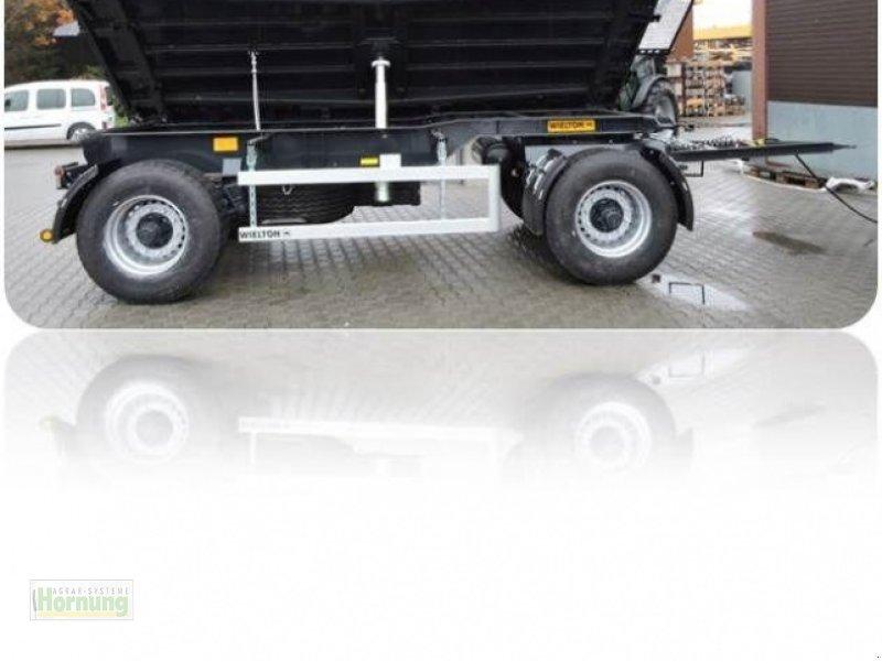 Kipper des Typs WIELTON Portaltüren 18 to, Gebrauchtmaschine in Unterschneidheim-Zöbingen (Bild 3)