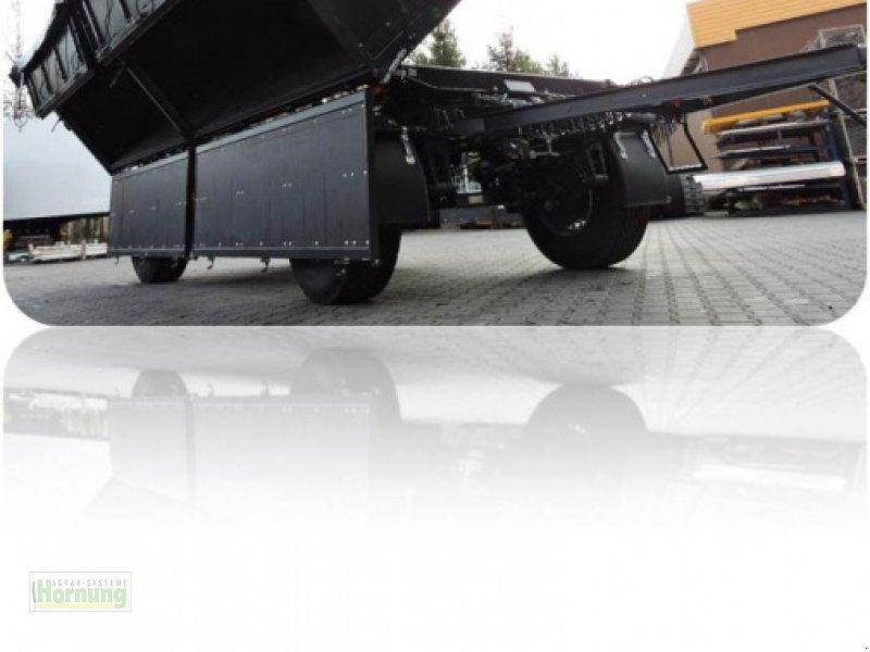 Kipper des Typs WIELTON Portaltüren 18 to, Gebrauchtmaschine in Unterschneidheim-Zöbingen (Bild 2)