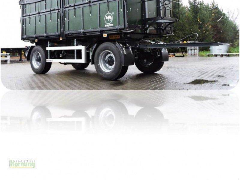 Kipper des Typs WIELTON Portaltüren 18 to, Gebrauchtmaschine in Unterschneidheim-Zöbingen (Bild 4)