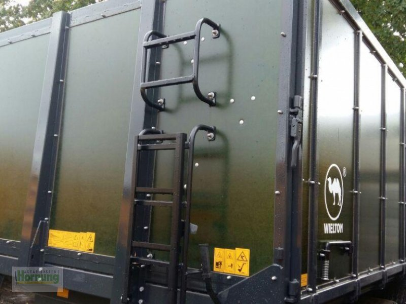 Kipper des Typs WIELTON Portaltüren 18 to, Gebrauchtmaschine in Unterschneidheim-Zöbingen (Bild 9)