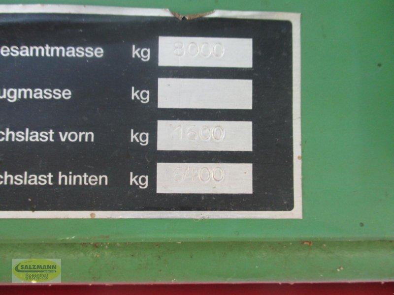 Kipper des Typs Wolf ED 65 8000, Gebrauchtmaschine in Rosenthal (Bild 6)