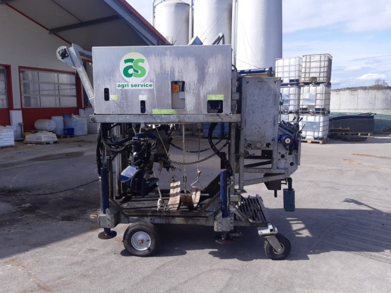 Klauenpflegestand типа Agri Service Hydraulisch, Gebrauchtmaschine в Ziertheim (Фотография 1)