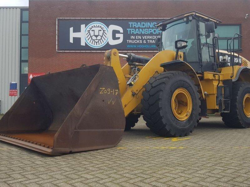 Knickgelenkte Baggerlader типа Caterpillar 950K, Gebrauchtmaschine в Heijen (Фотография 1)
