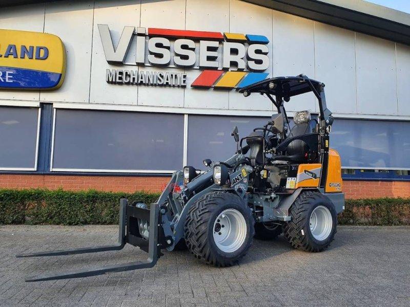 Knickgelenkte Baggerlader типа Sonstige Giant G 1500 X-tra HD, Gebrauchtmaschine в Bladel (Фотография 1)