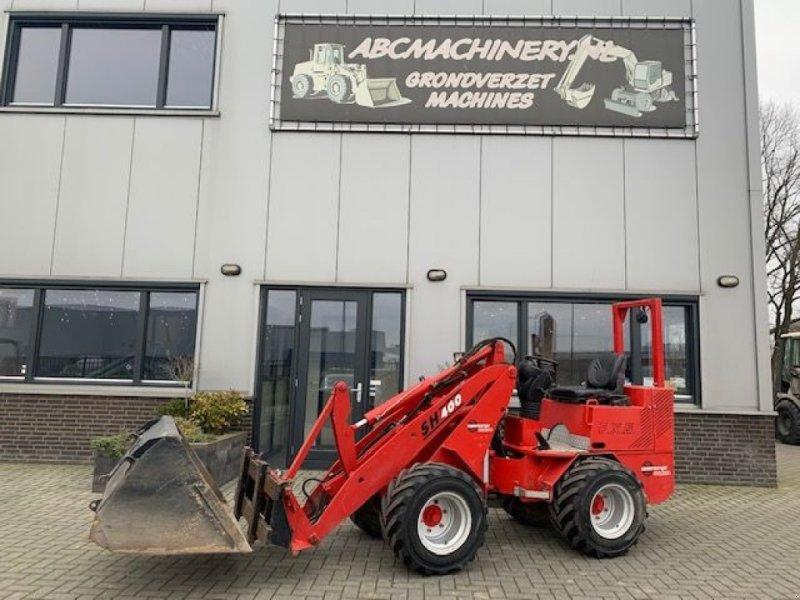 Knickgelenkte Baggerlader a típus Sonstige Sauerburger SH400, Gebrauchtmaschine ekkor: Cuijk (Kép 1)