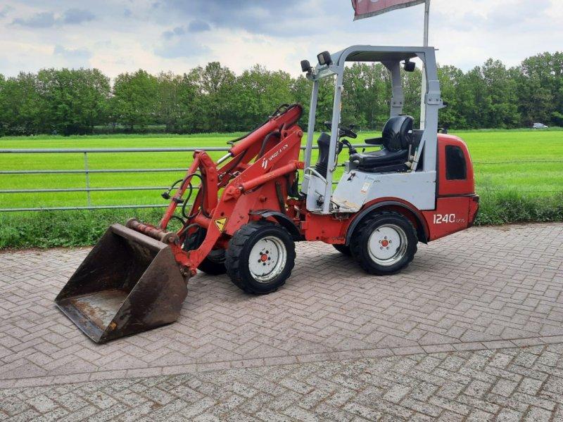 Knickgelenkte Baggerlader типа Sonstige Weidemann 1240cx, Gebrauchtmaschine в Barneveld (Фотография 1)