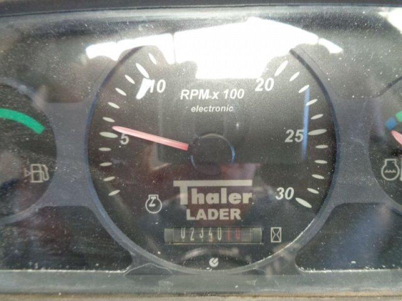 Knickgelenkte Baggerlader tip Thaler 351, Gebrauchtmaschine in Kerkdriel (Poză 8)