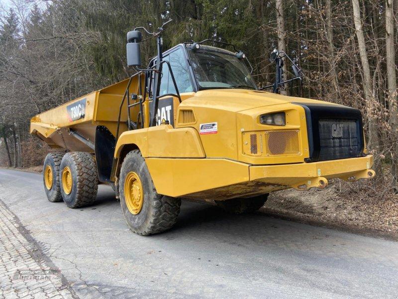 Knickgelenkte Dumper типа Caterpillar 730 C2, Gebrauchtmaschine в Deutsch - Goritz (Фотография 1)