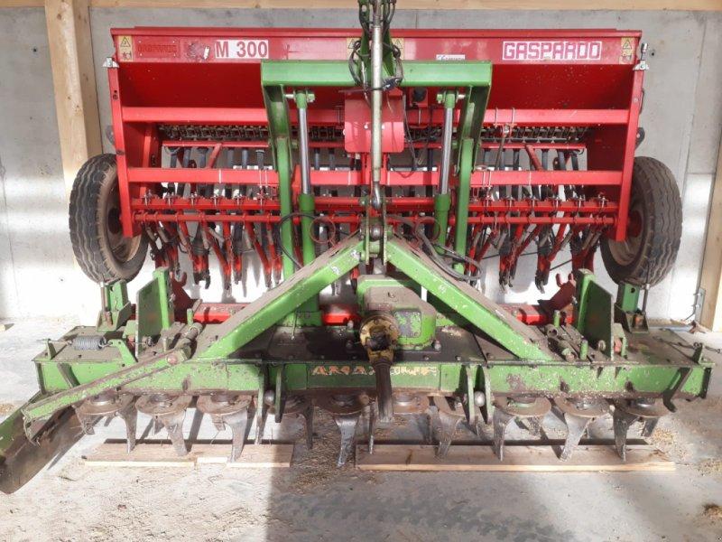 Kombination типа Amazone/Gaspardo KE / M300, Gebrauchtmaschine в Schrobenhausen (Фотография 1)