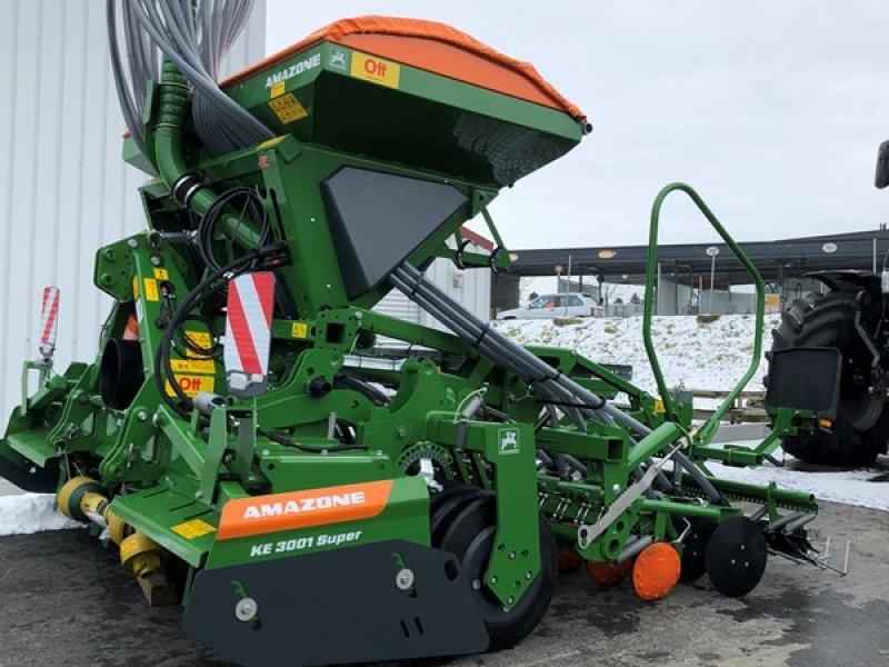 Kombination типа Amazone KE 3001 + AD-P 3001 Special, Neumaschine в Estavayer-le-Lac (Фотография 1)