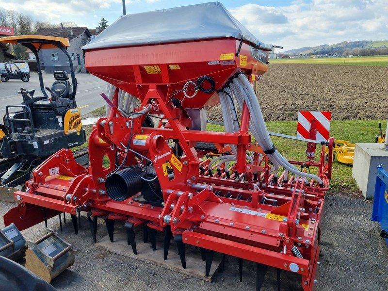 Kombination des Typs Kverneland NG-H  // DA, Vorführmaschine in Frauenfeld (Bild 1)
