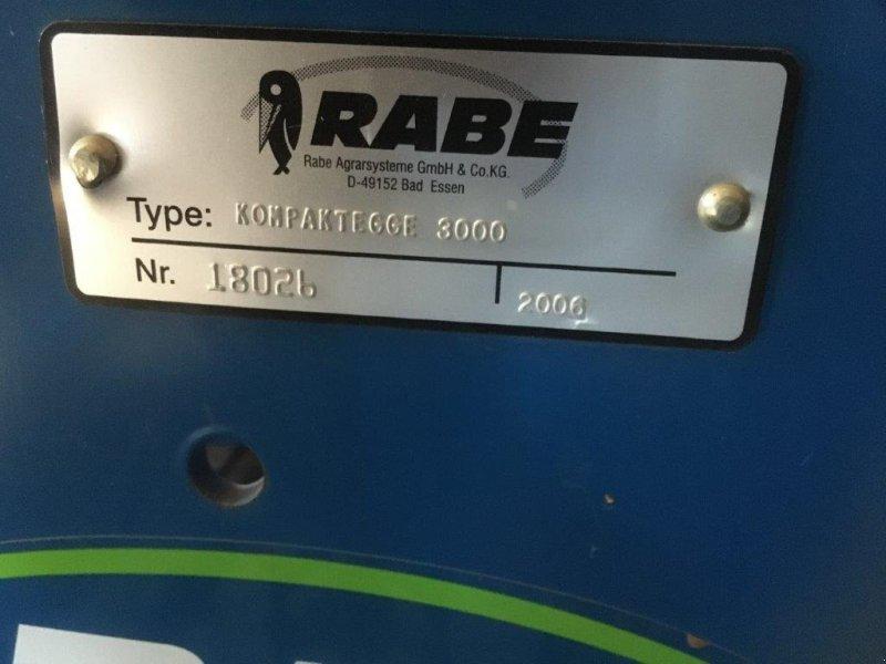 Kombination des Typs Rabe Kompaktegge 3000, Gebrauchtmaschine in Wald (Bild 4)