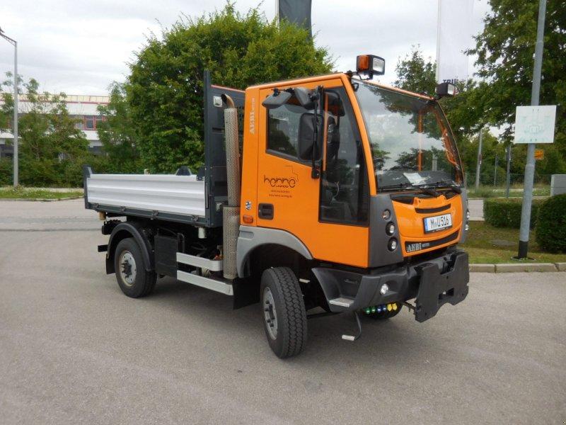 Kommunalfahrzeug des Typs Aebi MT 750, Gebrauchtmaschine in Heimstetten (Bild 1)