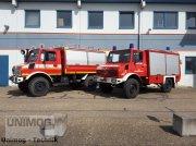 Kommunalfahrzeug типа Daimler-Benz Unimog Feuerwehr Agrar Kran, Gebrauchtmaschine в Merklingen