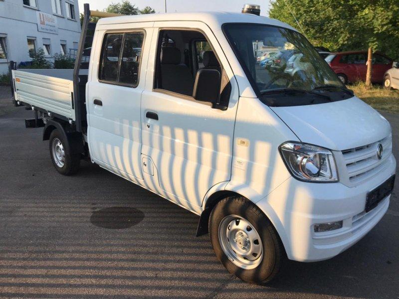 Dong Feng picco truck Doppelkabiner kommunális jármű
